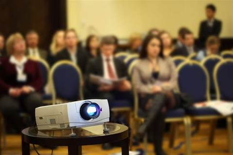 Tech 101: What to look for in a business projector