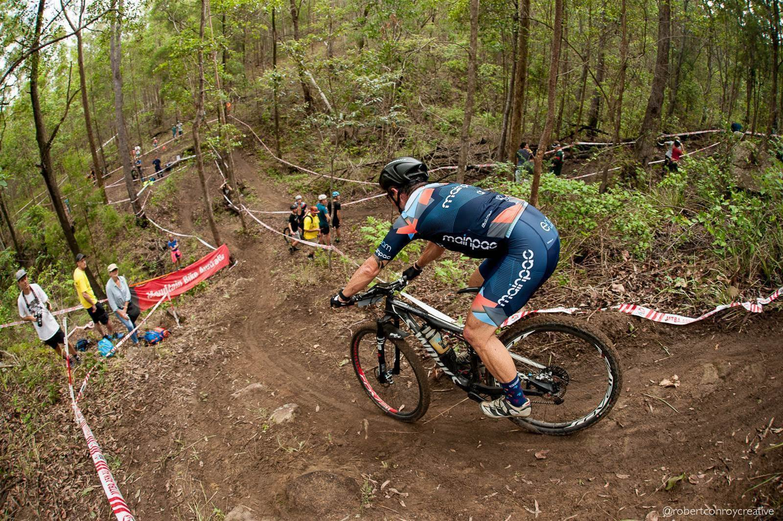 Bone of contention. The National Champs XCO course.