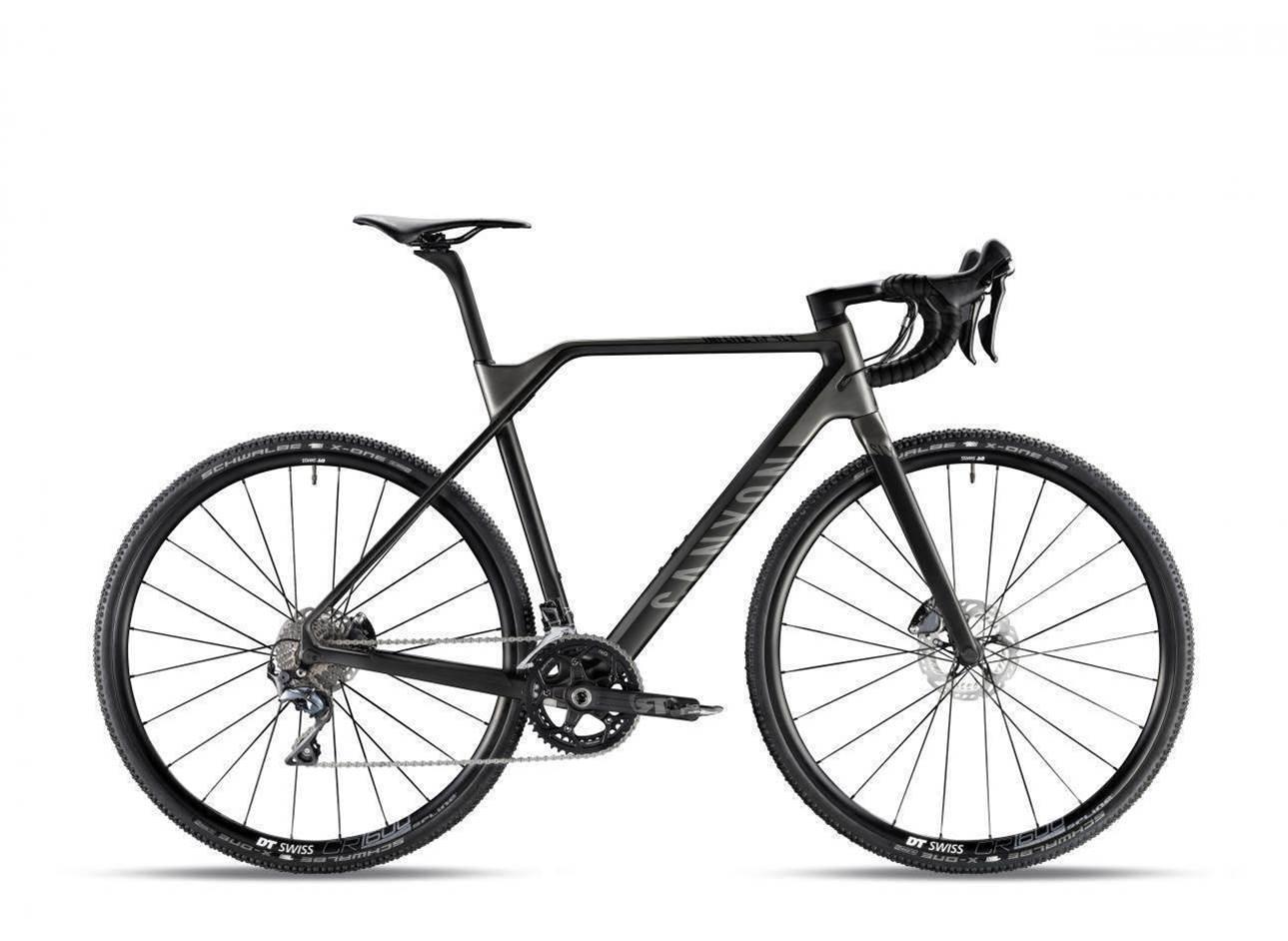 Canyon unveil full-carbon Inflite CF SLX cyclocross bike