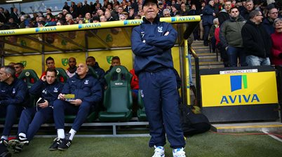 A mountain to climb but Pulis sees Palace promise