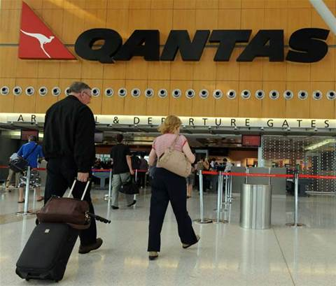 Qantas rolls out iPads for entertainment