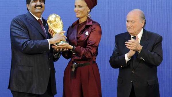 Qatar World Cup decision labelled a blatant mistake