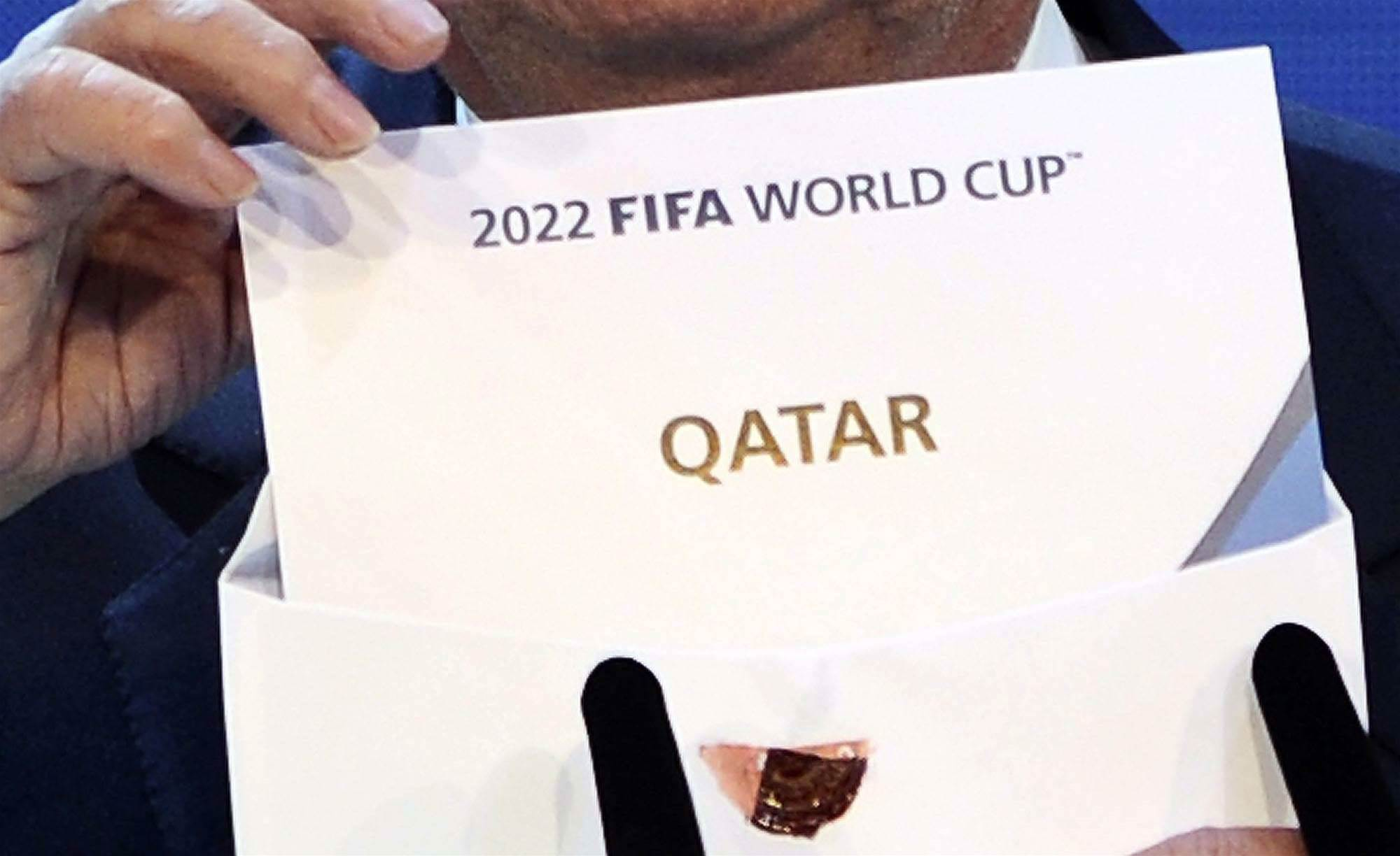 Blatter: Mistakes possible in Qatar decision