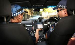 QPS becomes first force to issue e-fines for traffic offences