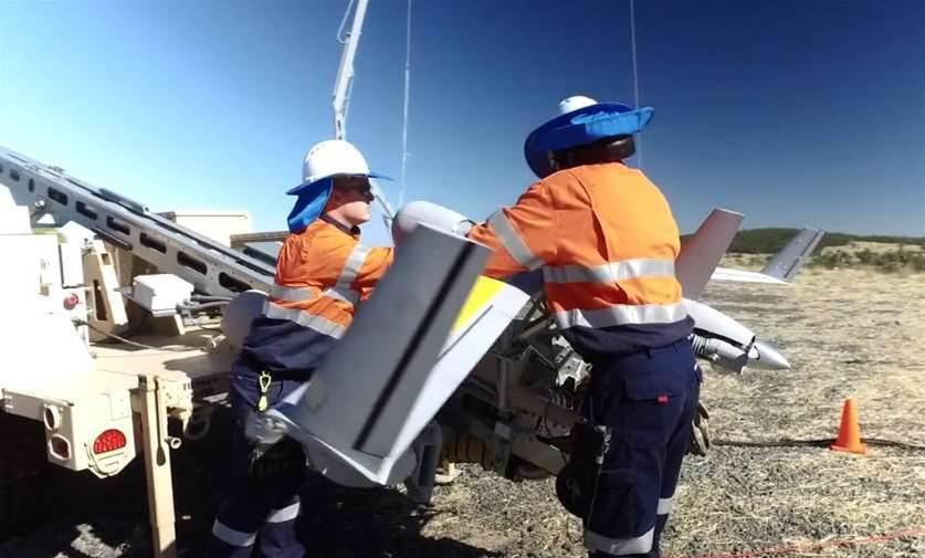 Queensland sinks $1 million into drones