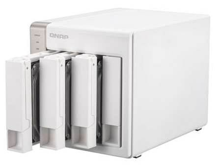 QNAP Turbo NAS TS-451: for serious storage