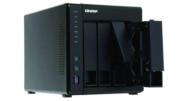 Qnap TS-451+ review: a four-bay NAS with speed to burn