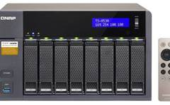 Qnap TS-853A review: a versatile 8-bay NAS