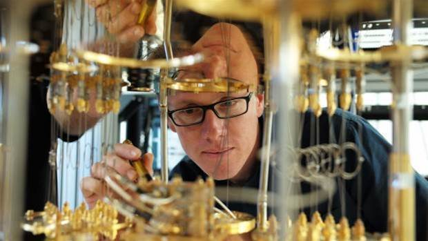Quantum computing comes of age