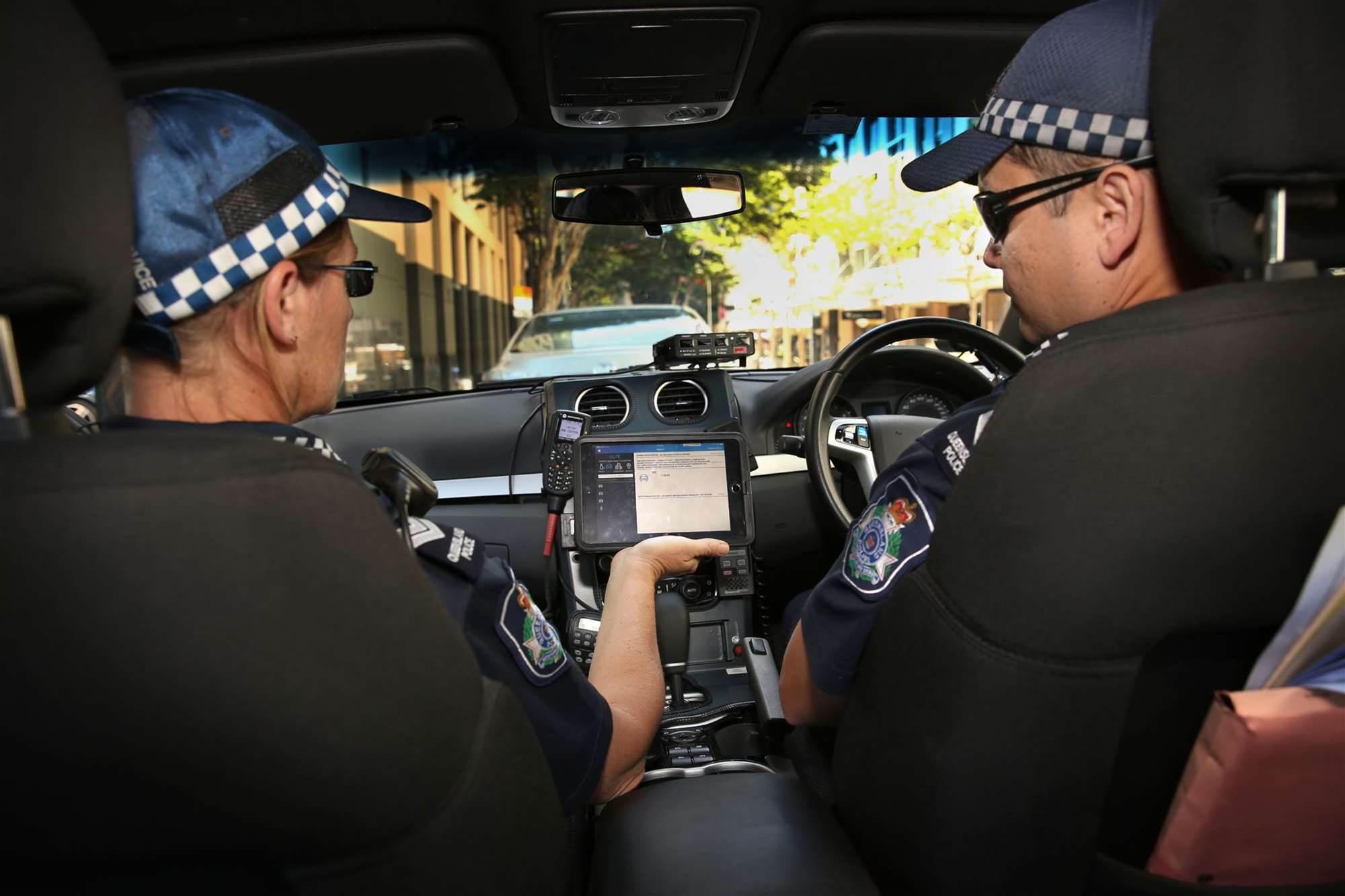 Qld Police pilots iPad traffic infringement notices app