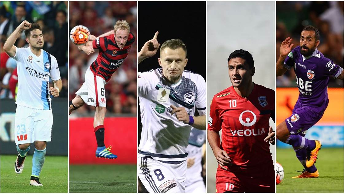 Who's your ideal A-League star?