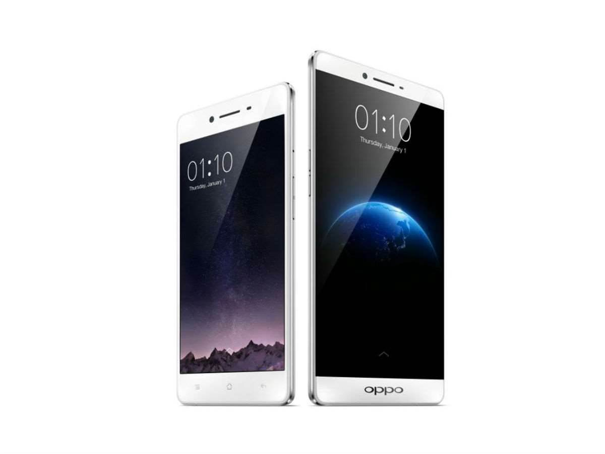 Meet the Oppo R7 and R7 Plus