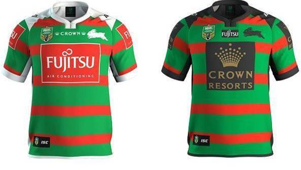 Your team's 2017 NRL jersey