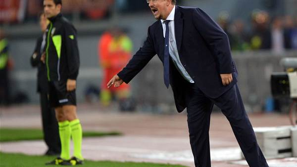 Benitez proud of beaten Napoli