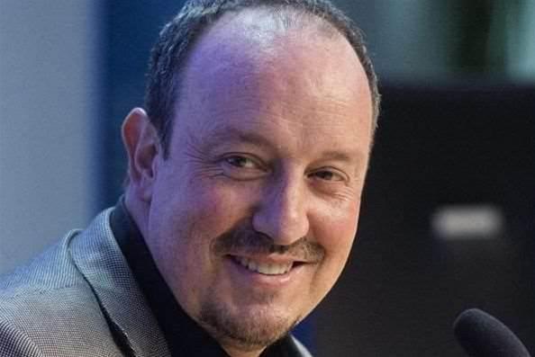 Benitez gunning for Serie A title
