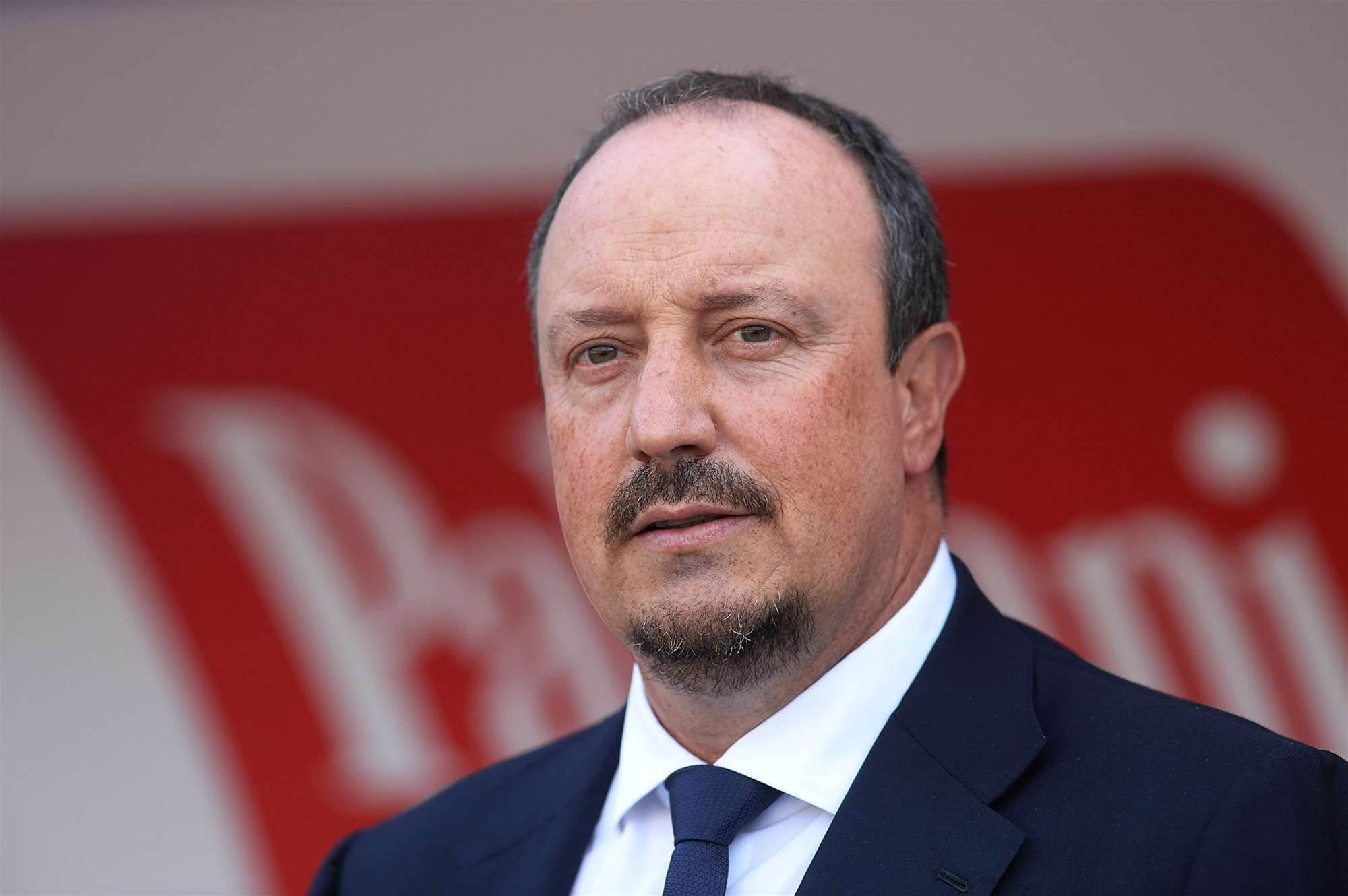 Benitez hints at further squad rotation