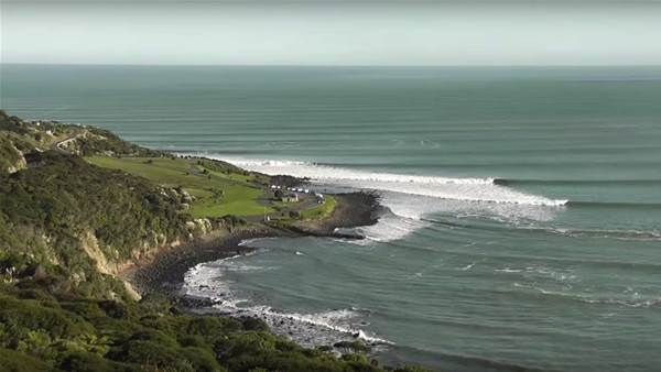 NZ's Worst Surf Report