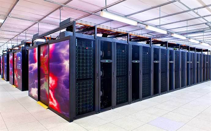 NCI wins $14m for major supercomputer upgrade