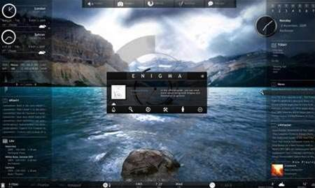 Rainmeter 2.2 released with improved performance, security and more