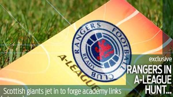 Rangers in A-League hunt