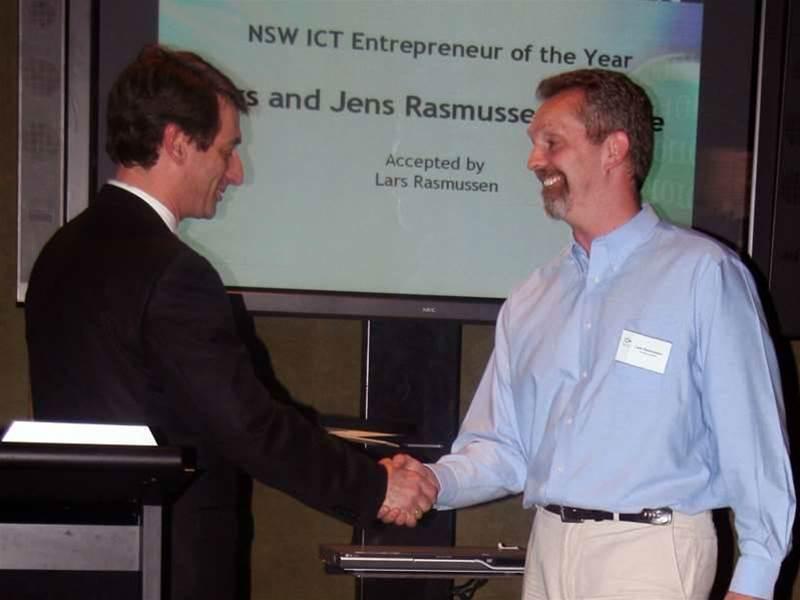 Google Maps creators win NSW Pearcey Award