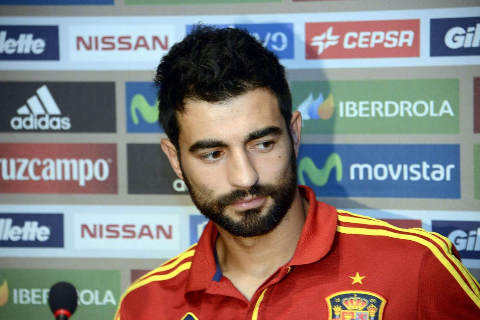 Albiol out for Spain