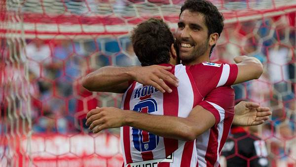 Liga: Atletico crush Vallecano