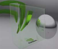 Real-time ray tracing demo'ed by Nvidia at GTC