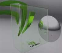 Real-time ray tracing demo'ed by Nvidia at GTC