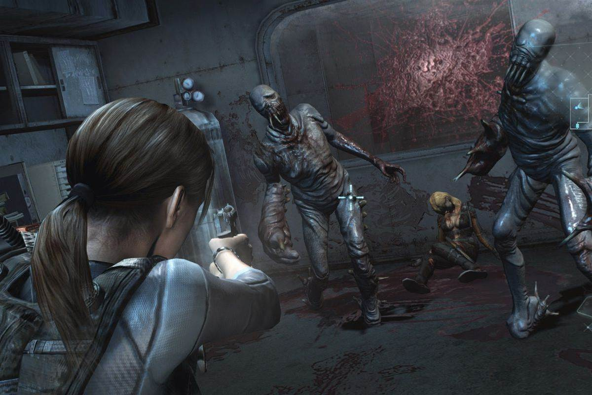 Resident Evil Revelations lurches onto Xbone and PS4