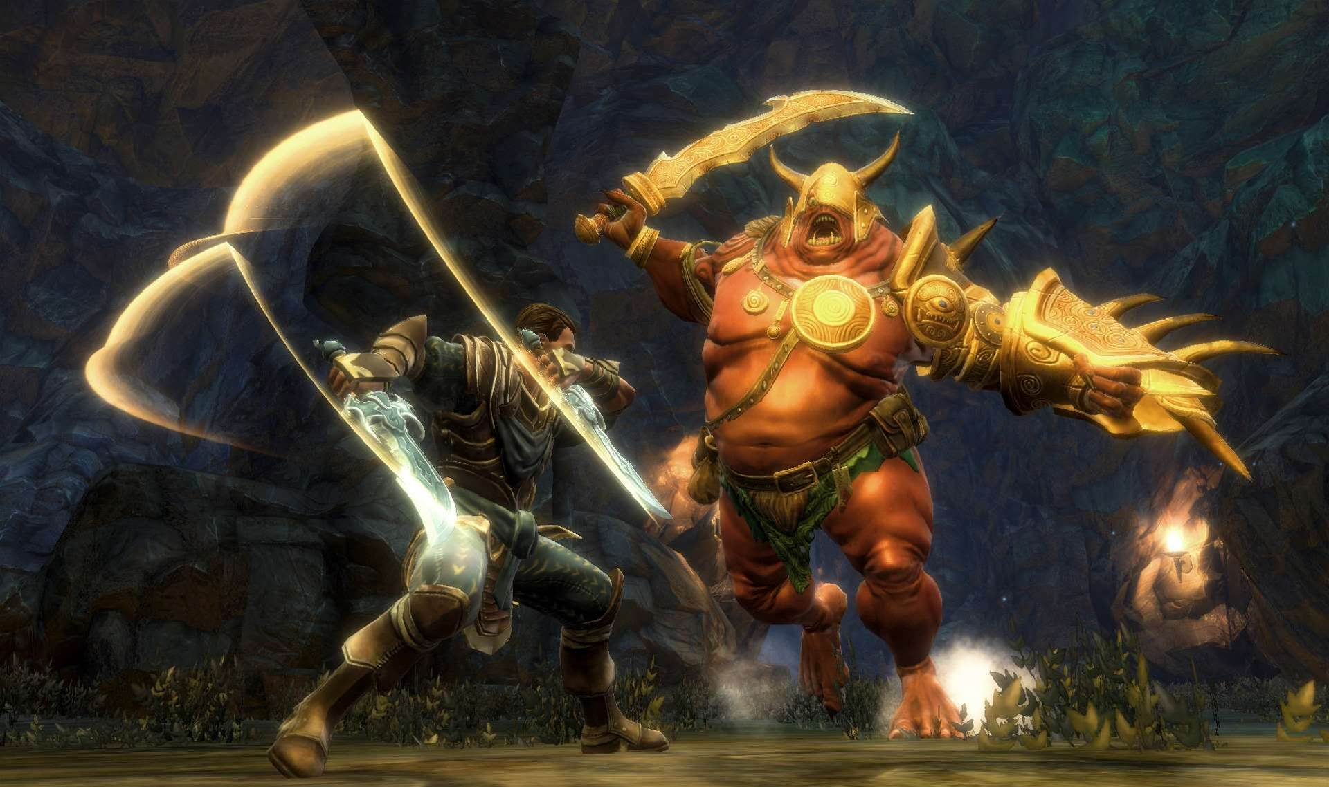 Kingdoms of Amalur: Reckoning preview – Dual-control input essential