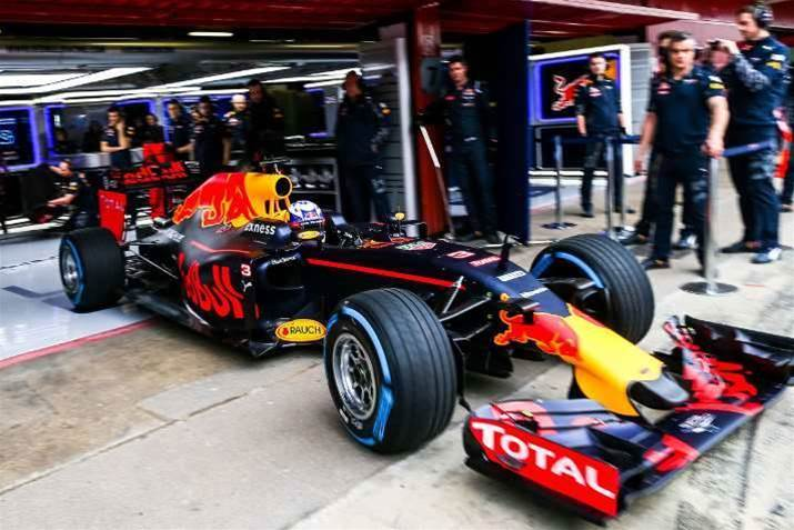 Red Bull Racing and AT&T share the need for speed