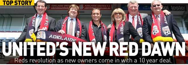 United's New Red Dawn
