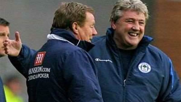 Redknapp hails promoted trio of British managers