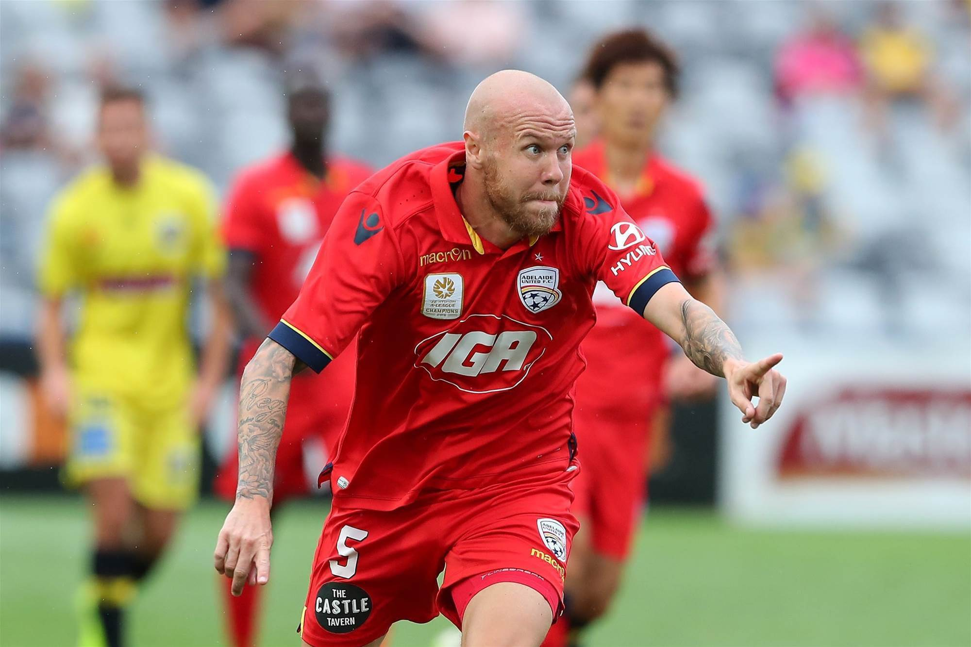 Reds' Regan out for months