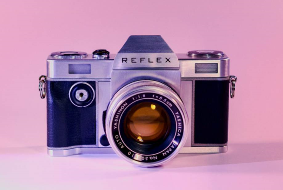 Reflex twists the plotline of 'photography: the film' with new 35mm SLR camera