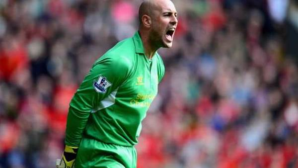 Rodgers hints Reina loan move is not an option