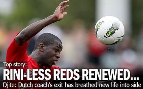 Losing Rini Renewed Reds Confidence