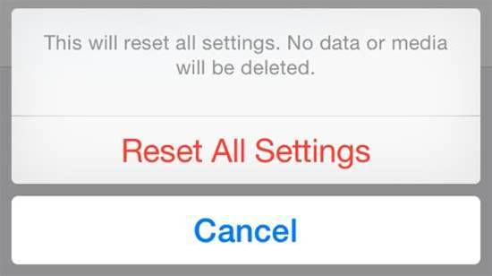 Apple iOS 8 reset bug deletes iCloud Drive files