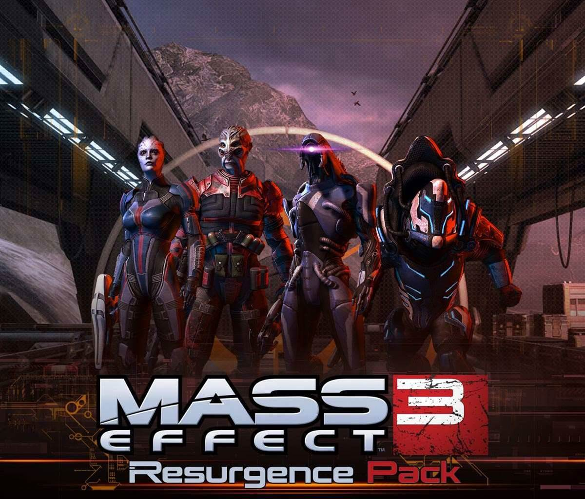 New Mass Effect 3 multiplayer DLC out now on PC
