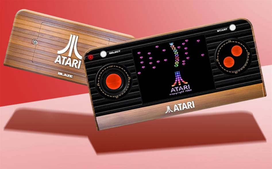 The Atari Retro Handheld lets you take Pong on the road