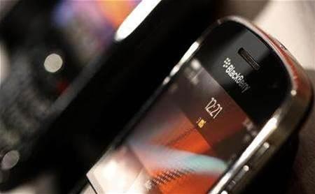 RIM to update BlackBerry apps