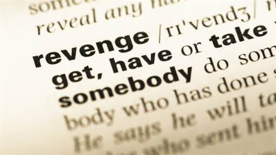 Revenge really does make you feel better, study finds