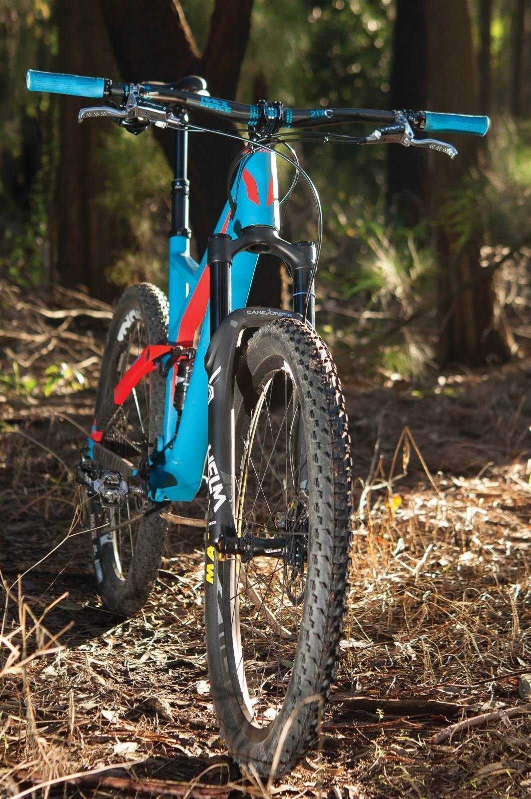 TESTED: Cane Creek Helm Fork