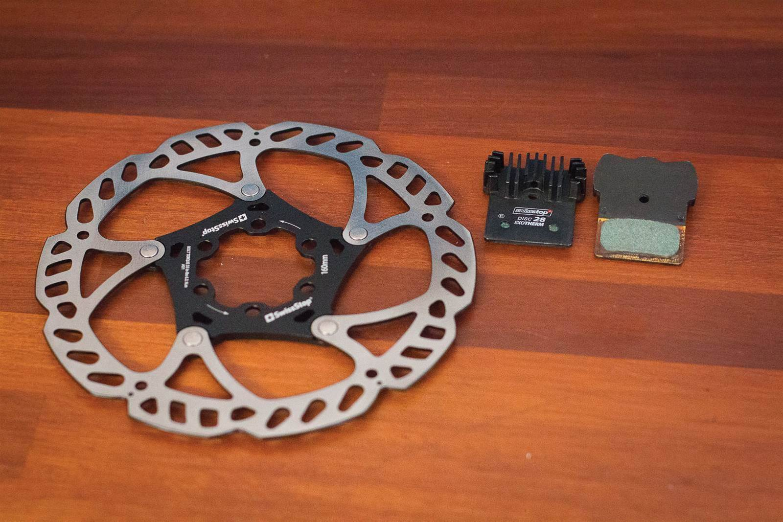 TESTED: SWISSSTOP Catalyst Rotors