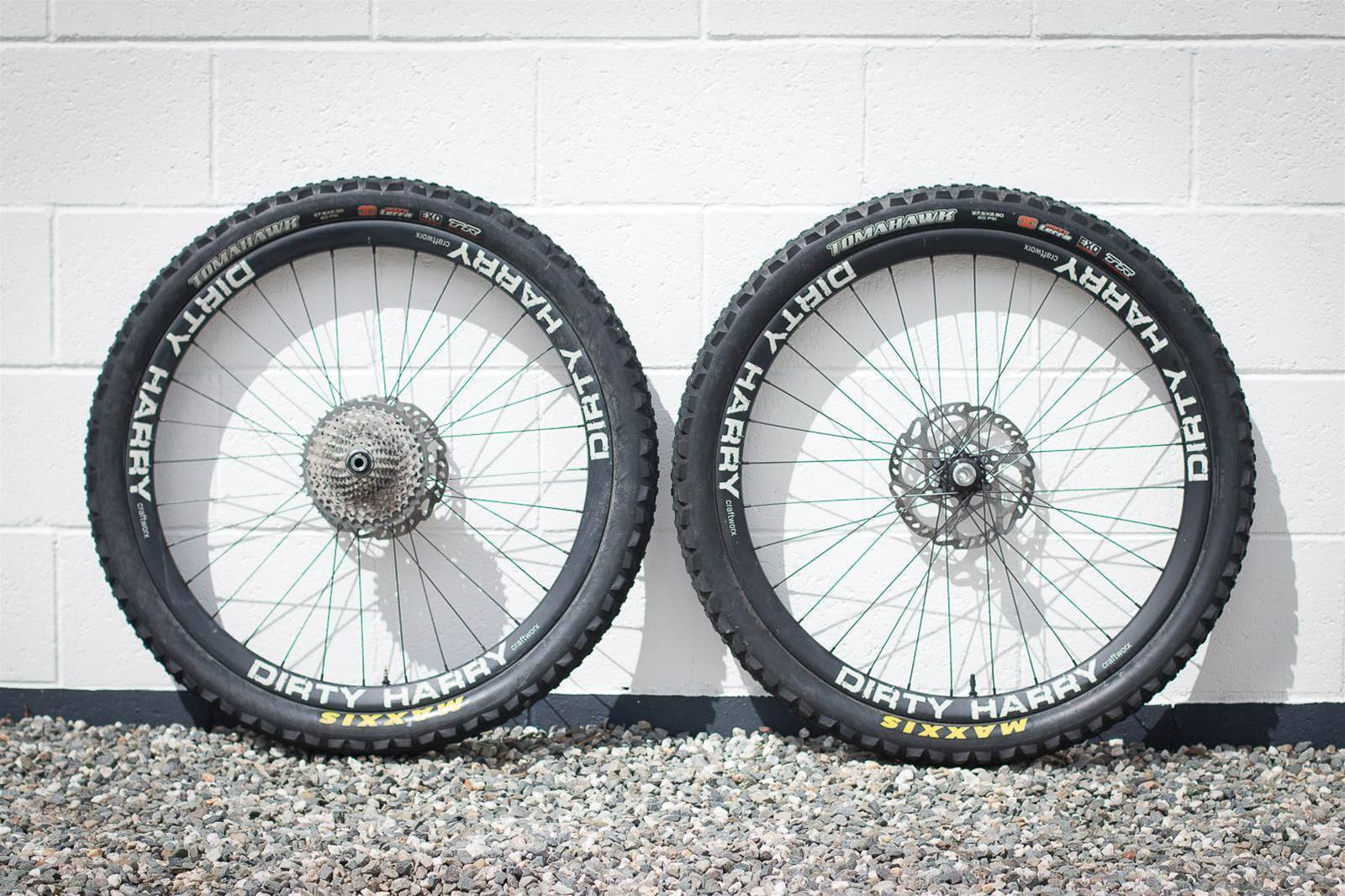 TESTED: Craftworx Dirty Harry Carbon wheels