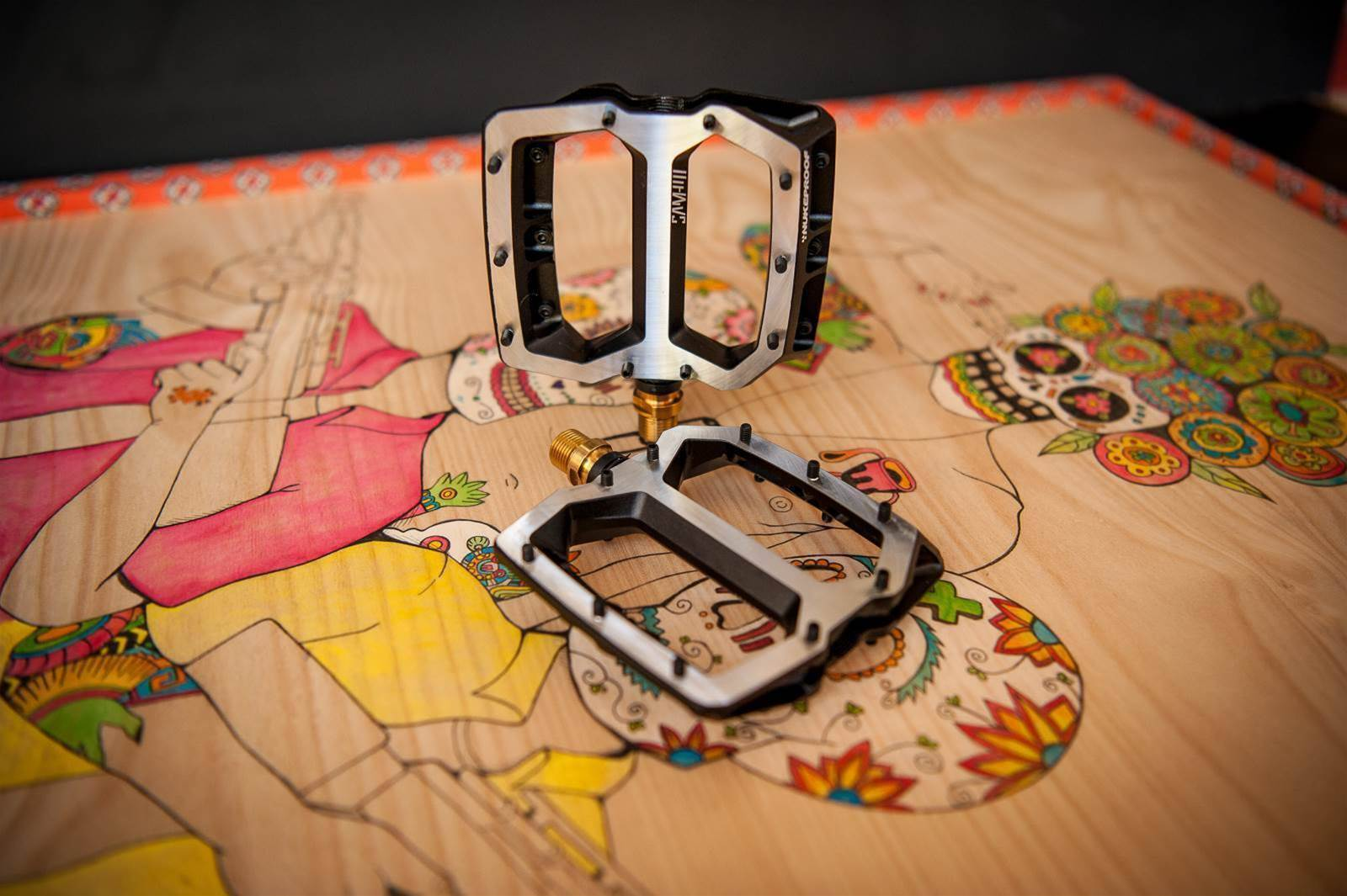 TESTED: Nukeproof Sam Hill signature series pedals