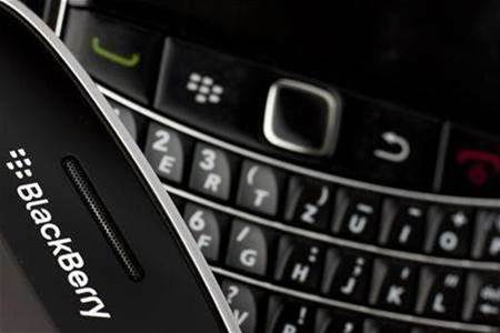 RIM BlackBerry 10 platform clears US security