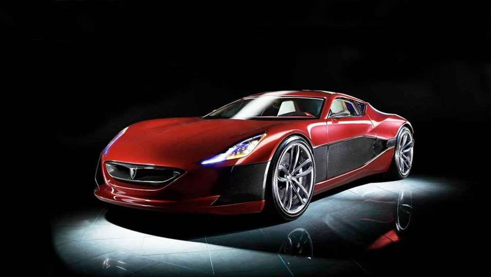 Green Tech: Rimac Automobili Concept One