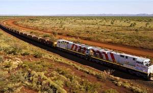 Rio Tinto counts down to launch of autonomous trains